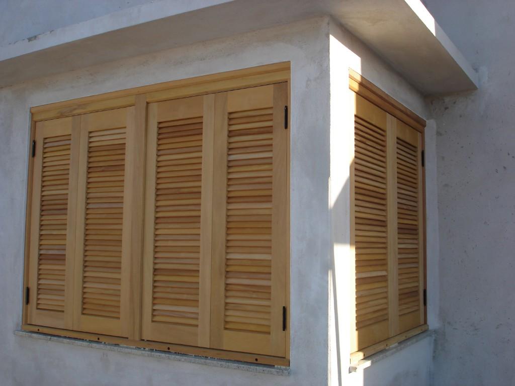 #957536 janela em madeira janela em madeira janela tipo brise porta janela com  468 Janelas Duplas Em Madeira